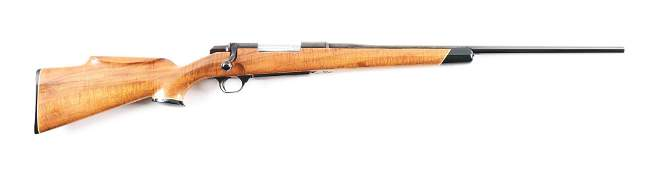 M BROWNING BBR BOLT ACTION RIFLE WITH WALNUT