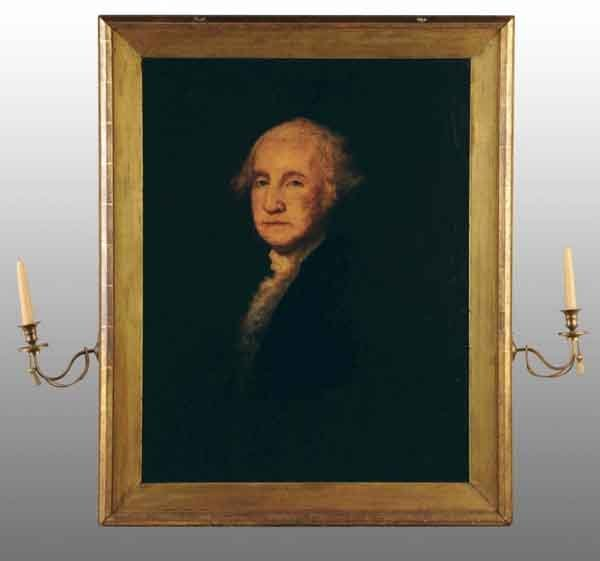 3: Portrait of Washington After Gilbert Stuart.