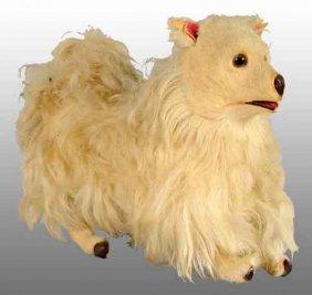 911: De Camp Clockwork Long Hair Dog Toy.