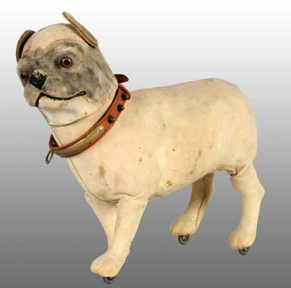 913: De Camp Clockwork Dog Toy.
