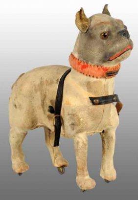 914: De Camp Clockwork Dog Toy.