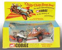 1294: Corgi Chitty Chitty Bang Bang Car Toy.