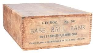 ORIGINAL DARKTOWN BATTERY BANK BOX.