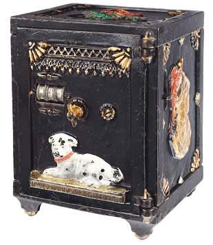 WATCH DOG SAFE MECHANICAL BANK.