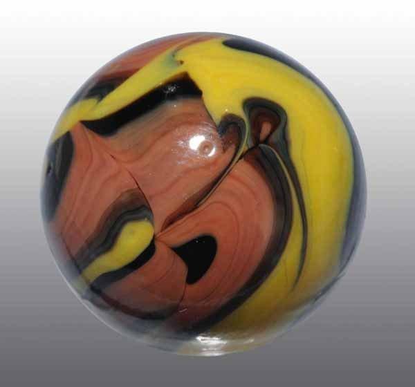 1111: Christensen Agate Machine Made Marble.