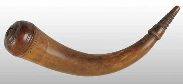 1359: York County Powder Horn.