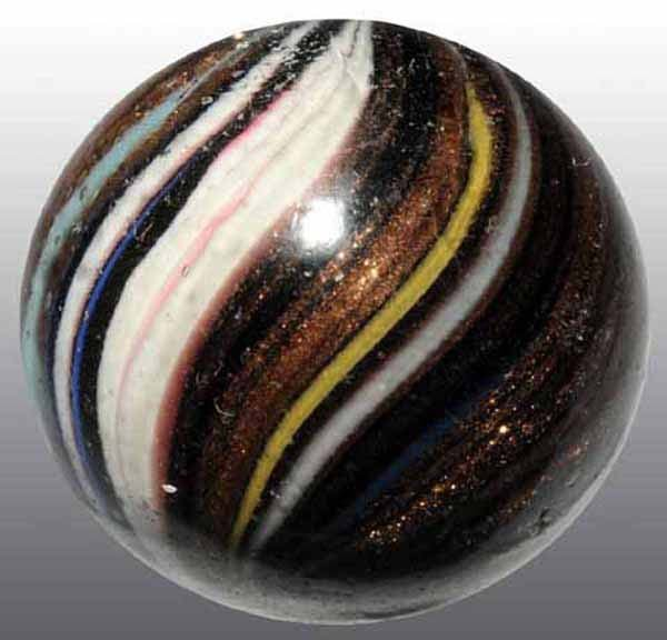 1023: Indian Lutz Marble.