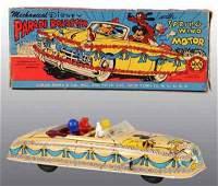 2192: Marx Walt Disney Parade Roadster Toy in Orig Box.