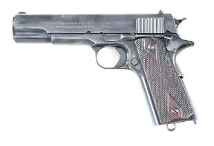 (C) RUSSIAN CONTRACT COLT 1911 .45 ACP SEMI-AUTOMATIC