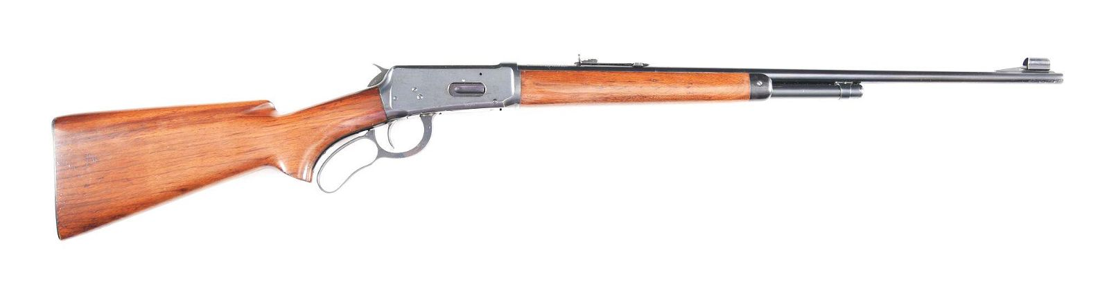 (C) WINCHESTER MODEL 64 LEVER ACTION RIFLE IN .25-35