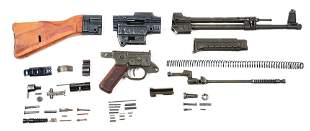 HIGHLY DESIRABLE GERMAN MP-44 / STG-44 MACHINE GUN