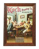 1904 KOCH BREWING CO. ADVERTISEMENT.