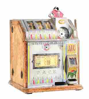 PACE MFG CO 10¢ SLOT MACHINE.