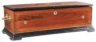 BREMOND MANDOLINE ORGANOCLEIDE MUSIC BOX.