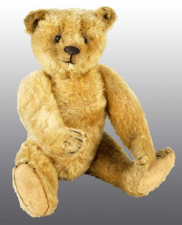 1002: Steiff Teddy Bear.