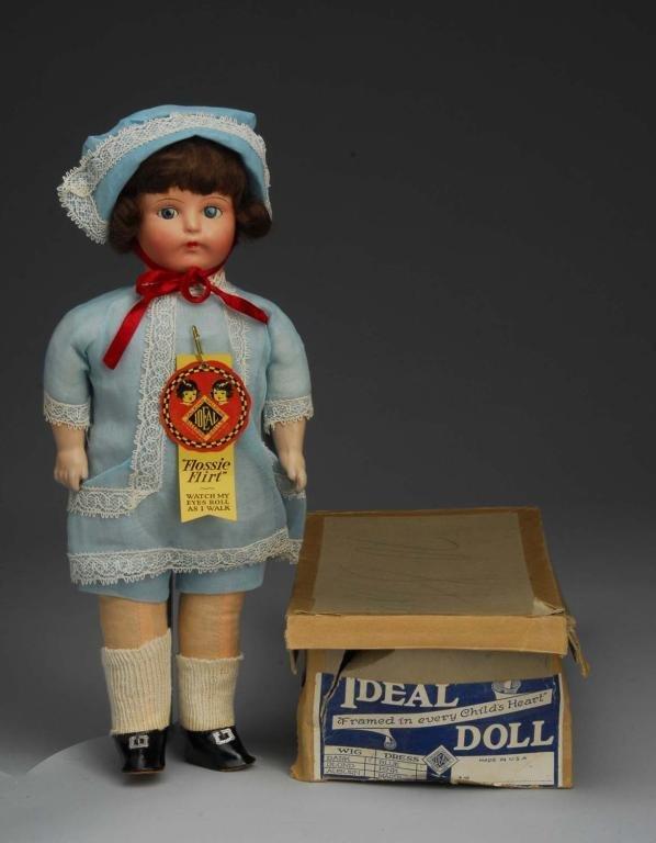 1021: Ideal Flossy Flirt in Original Box.