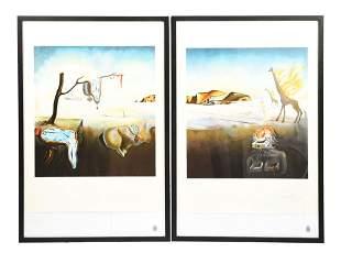SALVADOR DALI (SPANISH 1904-1989) DREAM OF VENUS; 2