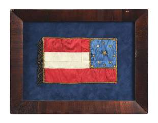 CONFEDERATE FIRST NATIONAL FLAG BANNER