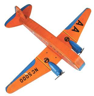 FISHER PRICE NO. 170 PAPER ON WOOD 1941 AMERICAN