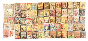 LARGE LOT COLLECTION OF OVER 60 MOSTLY BIG LITTLE