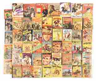 LOT OF APPROXIMATELY 50 MOSTLY BIG LITTLE BOOKS OF