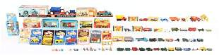 LARGE LOT OF VARIOUS MOSTLY EUROPEAN DIE-CAST AND