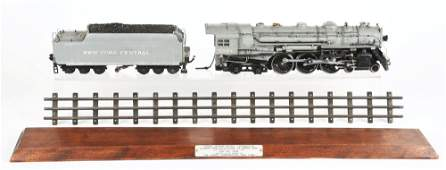 LOT OF 3: HUDSON PRODUCTS LIONEL NO. 700-E WITH TENDER