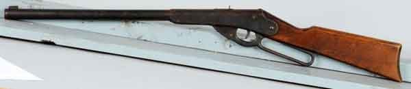 596: Daisy Model 27 - 500 Shot BB Gun.