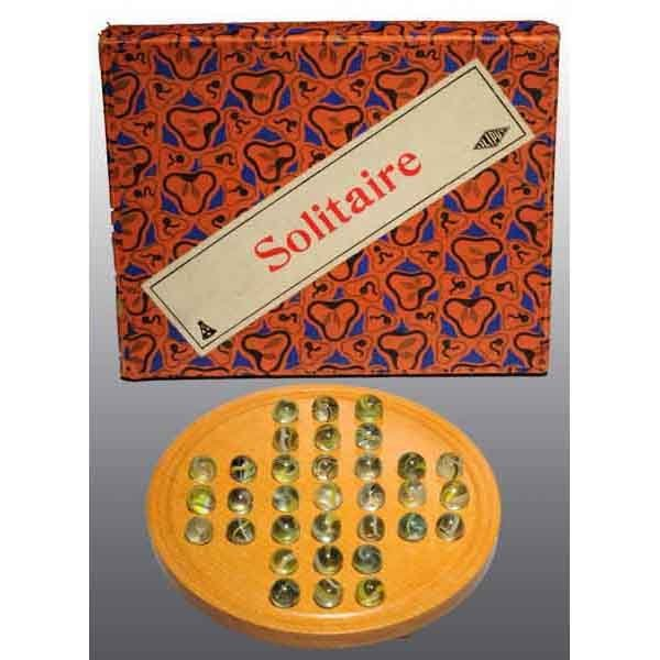 1223: Solitaire Board Set.