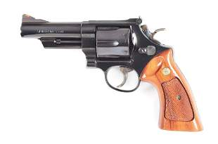 (M) SMITH AND WESSON MODEL 29-3 DOUBLE ACTION REVOLVER