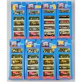 1645 Lot of 16 Mattel Hot Wheels 5Vehicle Pack Sets