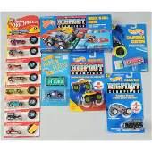 1654 Lot of Assorted Mattel Hot Wheels Vehicles