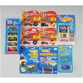 1680: Lot of Mattel Hot Wheels Vehicle Sets.