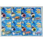 1706 Lot of Mattel Hot Wheels California Custom Cars