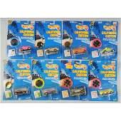 1707 Lot of Mattel Hot Wheels California Custom Cars