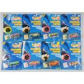 1712 Lot of Mattel Hot Wheels California Custom Cars