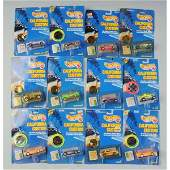 1713 Lot of Mattel Hot Wheels California Custom Cars