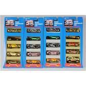 1715 Lot of 25 Mattel Hot Wheels 25th Annv Car Sets