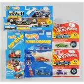 1730: Lot of 16: Mattel Hot Wheels Assorted Vehicles.