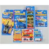 1734: Lot of 16: Miscellaneous Mattel Hot Wheels Cars.