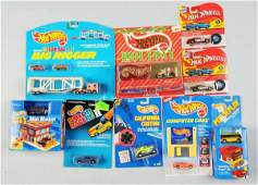 1735: Lot of 15: Miscellaneous Mattel Hot Wheels Cars.