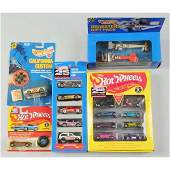 1737: Lot of 17: Miscellaneous Mattel Hot Wheels Cars.