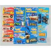 1741: Lot of Mattel Hot Wheels Vehicles.