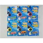 1766 Lot of 48 Mattel Hot Wheels California Customs