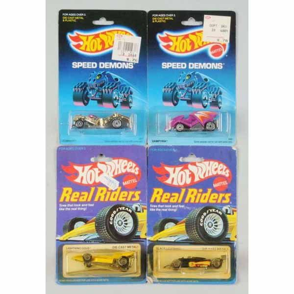 1773: Lot of 11: Mattel Hot Wheels Toy Vehicles.
