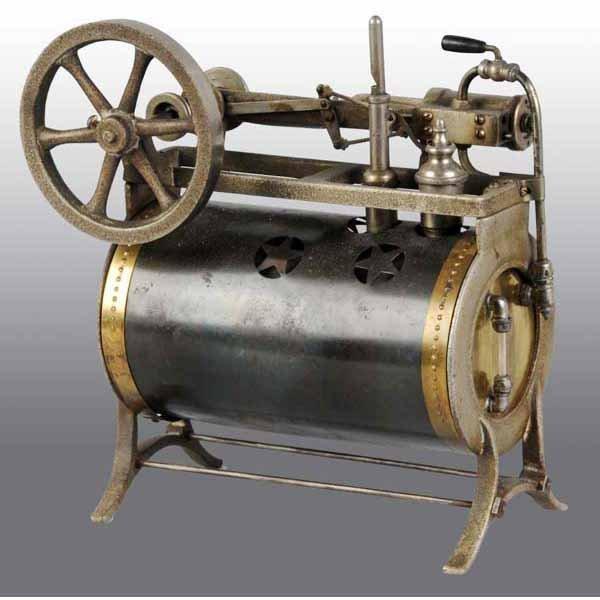 1811: Weeden No. 34 Overtype Engine.