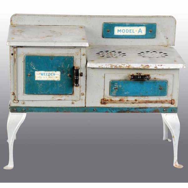 1812: Weeden Model-A Electric Stove.