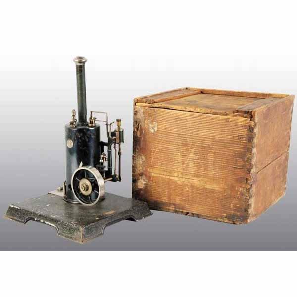 1814: Marklin No. 4112 Vertical Steam Engine.