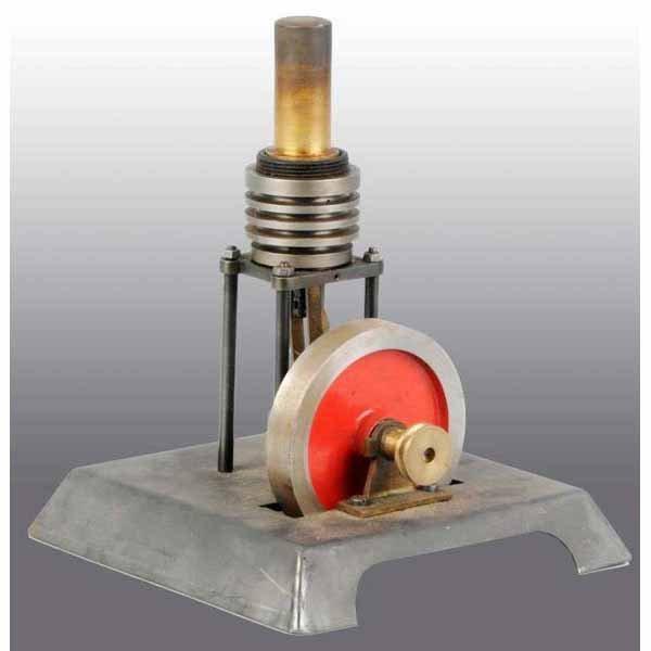 1818: Model Vertical Hot Air Engine.