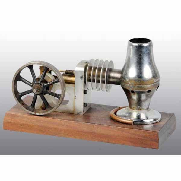 1819: Horizontal Hot Air Engine.